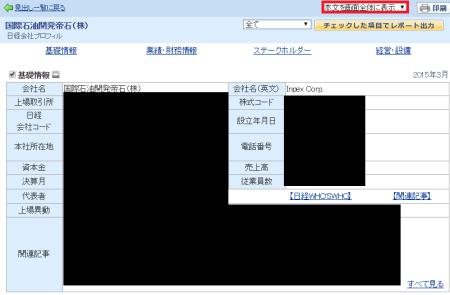 日経企業研究5